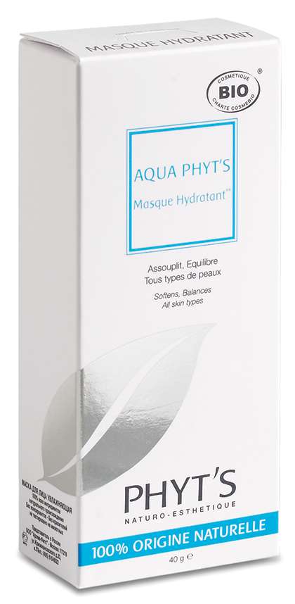 Phyts-Masque-Hydratant
