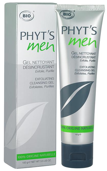 Phyts-Mens-Gel-Nettoyant-Desincrustant