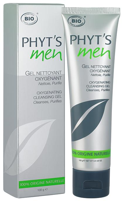 Phyts-Mens-Gel-Nettoyant-Oxygenating