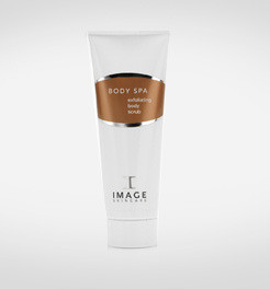 IMAGE Body Spa Body Exfoliating Scrub 4 oz (Exfoliating Body Scrub)